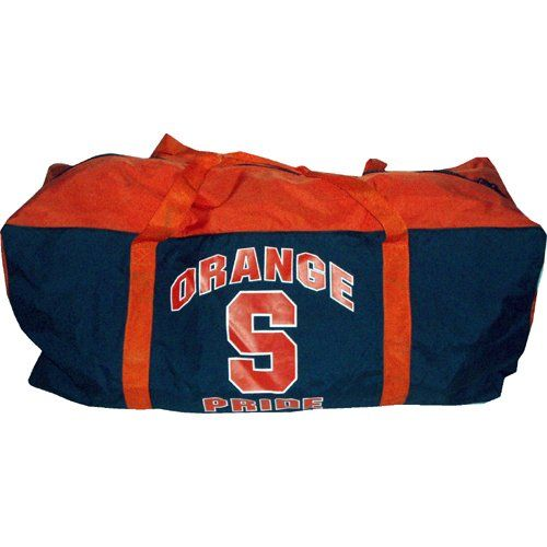 This Is An Actual Football Equipment Bag From Syracuse University That Was Used During The 2007 Season You Will Receive H