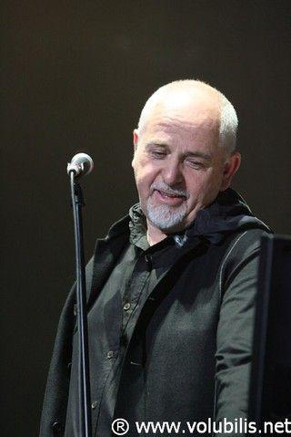 Peter Gabriel - Concert Bercy (Paris) -www.volubilis.net