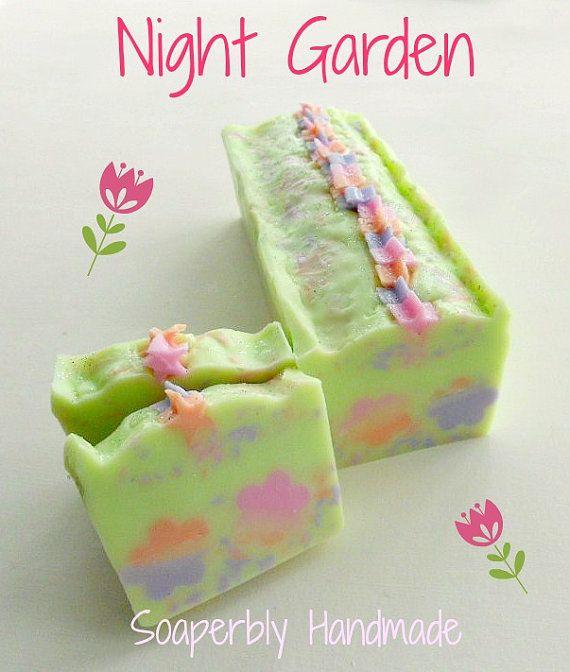 Handmade Soap Decorative Soap Jasmine by SoaperblyHandmade on Etsy