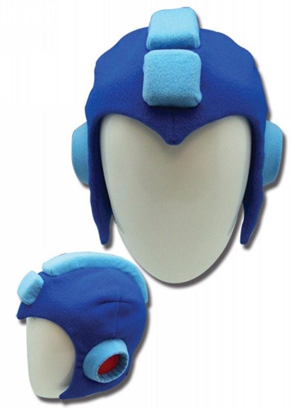 #transformer ko megaman 10 (mega man): mega man's helmet [cap, hat, headwear] by ge animation