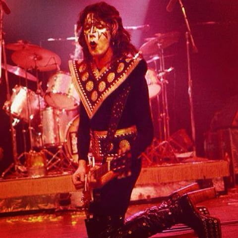 Image result for ACE FREHLEY DRESSED TO KILL