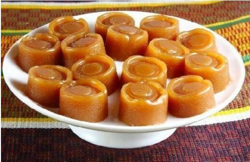 Homemade candies «Gotiņa»