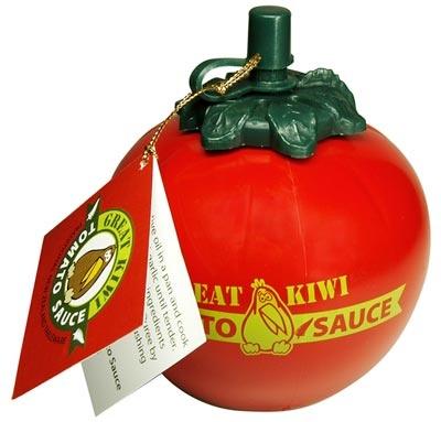 Tomato Sauce Squeeze Bottle http://www.shopnewzealand.co.nz/en/cp/Tomato_Sauce_Bottle