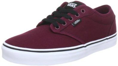 Vans M ATWOOD (CANVAS) OXBLOO, Sneaker uomo