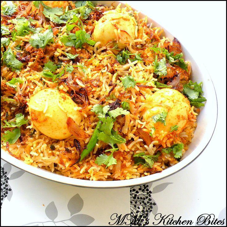Egg Korma Biryani recipe, Egg biryani recipe, Egg masala biryani recipe, One pot meal, Easter meal recipe, Indian Rice recipe