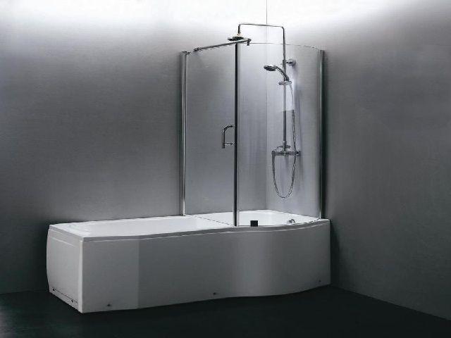 Contemporary Modern Bathtub Shower Combo For The Home Pinterest Modern