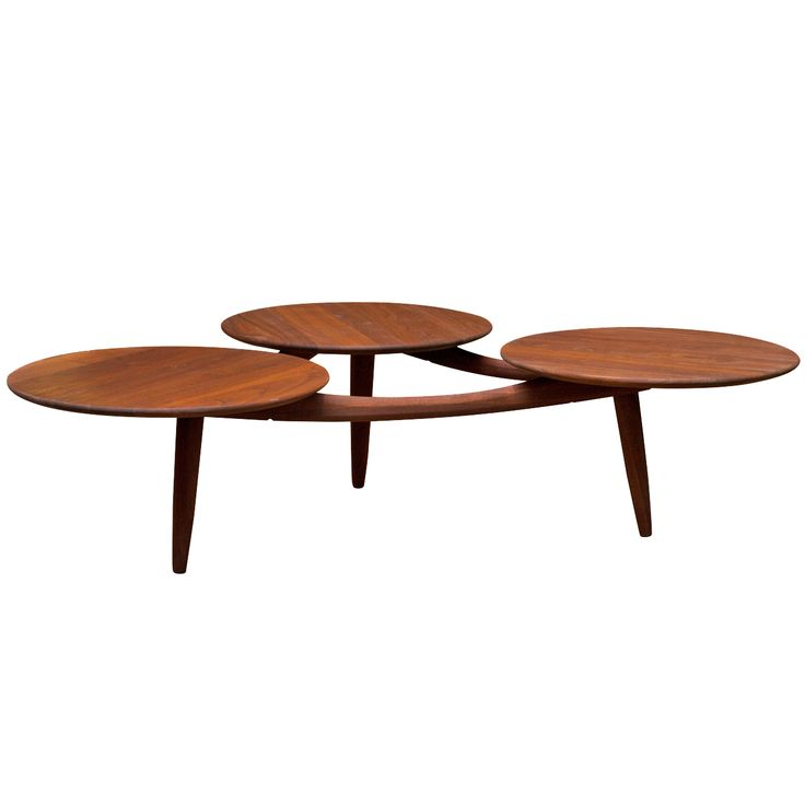 Best 25 mid century coffee table ideas on pinterest mid century furniture mid century modern Round coffee table modern