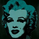 "Andy Warhol ""Grey Marilyn"" - 1967"