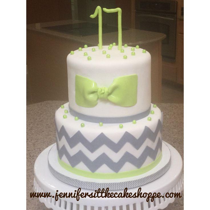 17th birthday cake - vanilla bean and chocolate cakes with buttercream ...