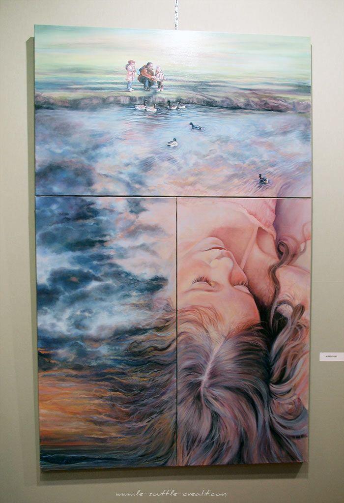 Salon Art En Capital 2015 Art Painting Et Art Contemporain