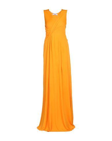 MSGM Long Dress. #msgm #cloth #dress #top #skirt #pant #coat #jacket #jecket #beachwear #
