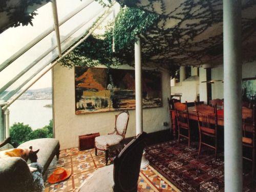 smallspacesblog:  Ian Athfield's house in WellingtonPhoto by Euan Sarginson