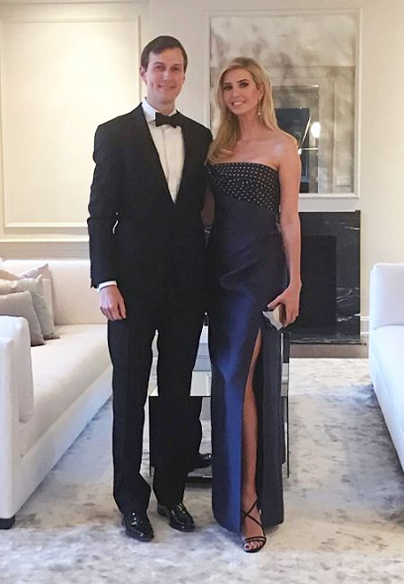 Джаред Кушнер и Иванка Трамп. Ivanka TrumpBlack ...