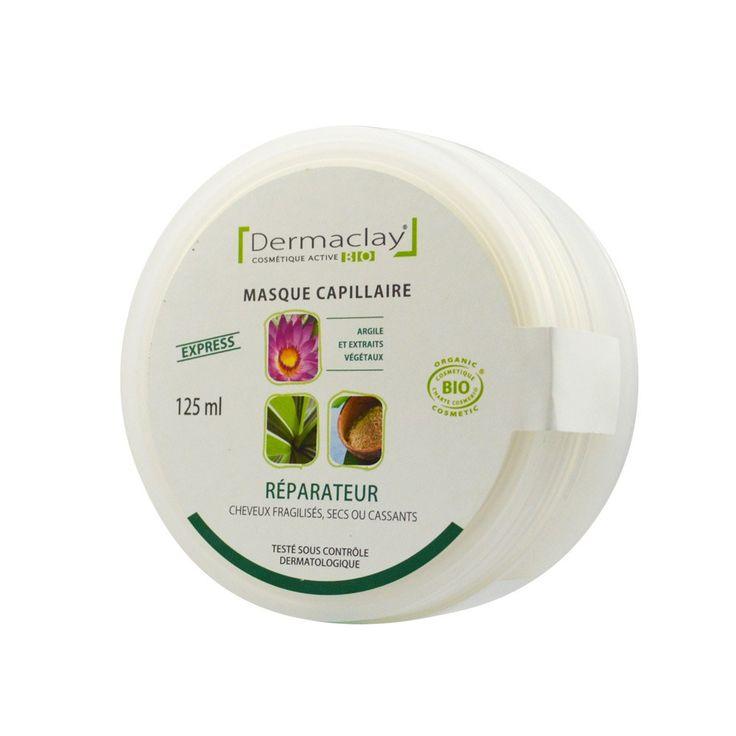 Dermaclay 修護髮膜 (防分叉斷裂) 125ml ZOOCCi 質物系