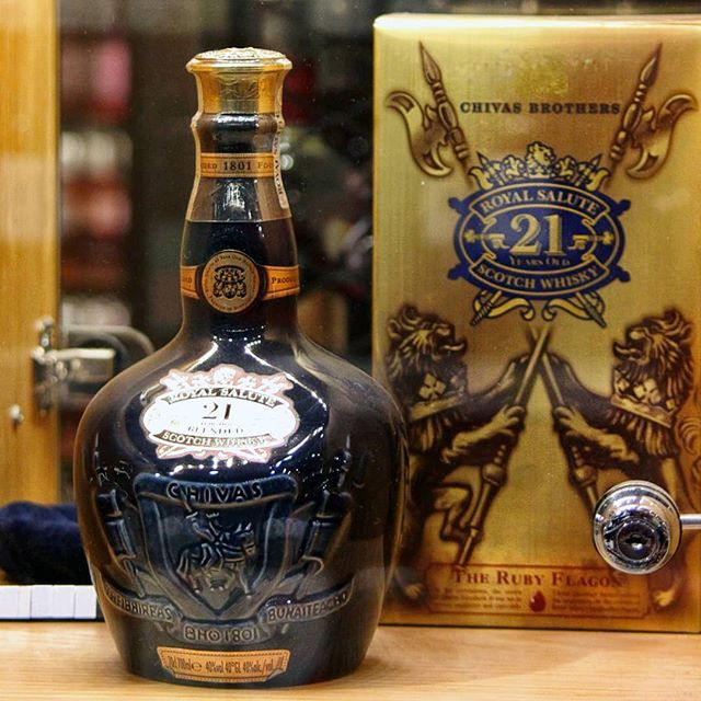 Chivas Regal Royal Salute 21 Years Old A Truly Special Long Aged Blend That Has Its Own Special Place At Flora Royalsalut 21 Years Old Flora Special Places