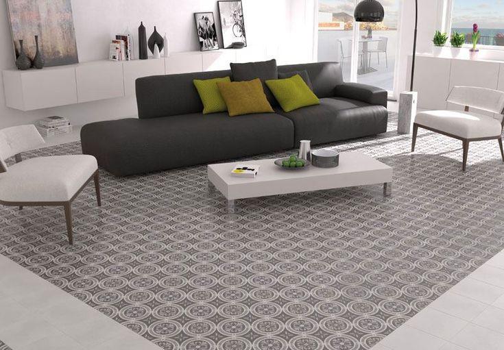 Keramische patroontegels 25x25 met klassiek patroon (13), Tegelhuys