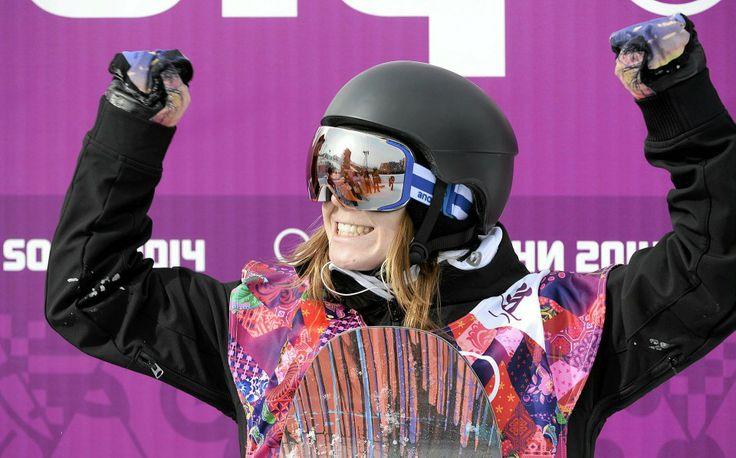 Enni Rukajärvi, Olympic Silver in slopestyle Sochi 2014  #ScanAdventures
