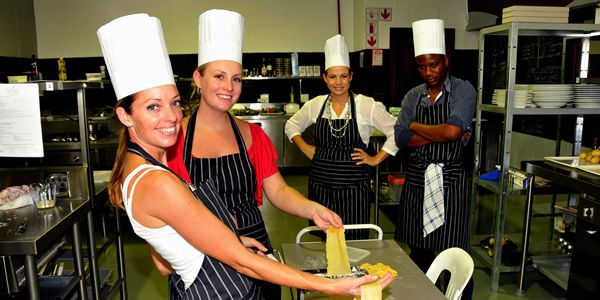 Fun Filled Cooking Classes!