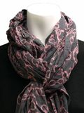 Watch our instructional video and learn how to fashion a four-in-hand scarf.