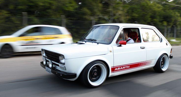 Fiat 147 Abarth #Fiat #Abart #Rvinyl