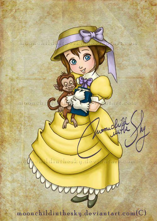 Crianças Disney Princesas Jane                              …