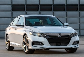 2018 Honda Accord Touring North America '2017