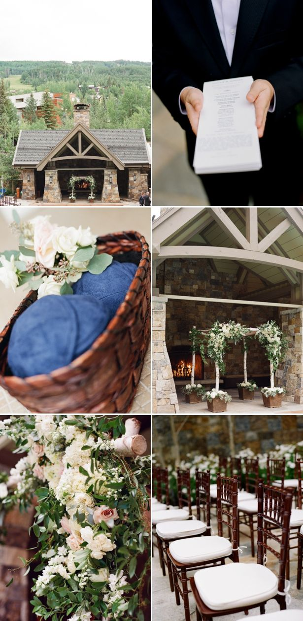 A Chic Mountain Wedding At The Four Seasons Vail