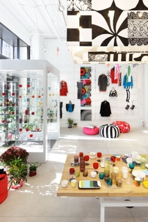 If you are having a rough case of SAD, get into the Flatiron area real swiftly!  You will smile and your wallet will be lighter!  Ever so worth it! MARIMEKKO NYC Flagship Store