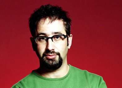 David Baddiel - Presenter