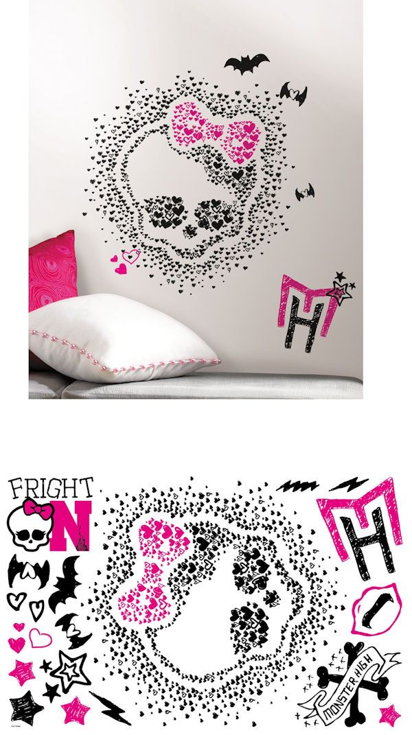 1000 ideas about monster high bedroom on pinterest monster high themed bedroom monster high pinterest
