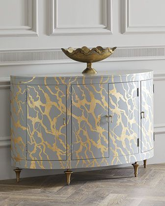 Venus+Demilune+Console+by+Cynthia+Rowley+for+Hooker+Furniture+at+Neiman+Marcus.