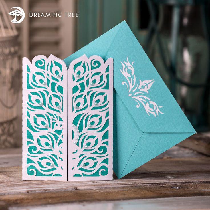 Peacock Gatefold Card Svg Dreaming Tree Gatefold Cards Cricut Cards Cards Handmade