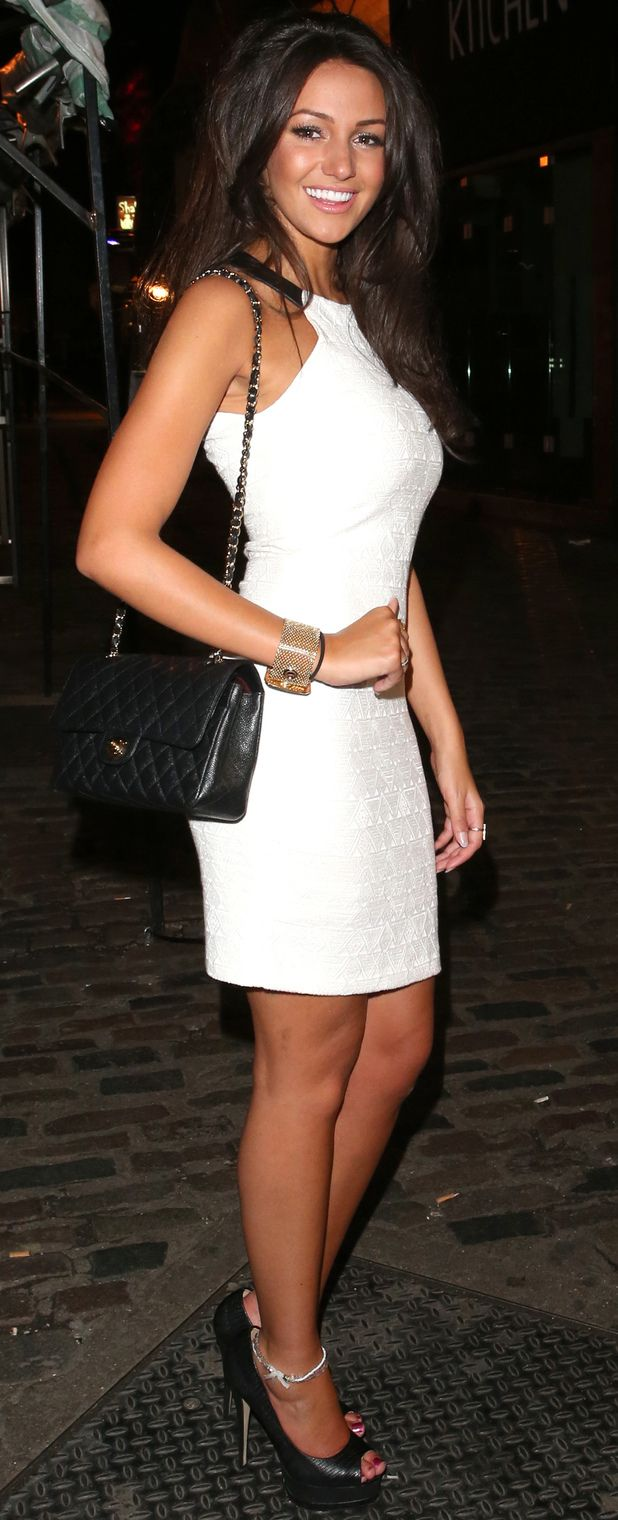 Zara dress that I also have.. Obviously worn well by Michelle keegan