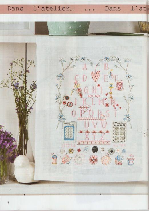 Gallery.ru / Фото #4 - 60 - love-cross-stitch