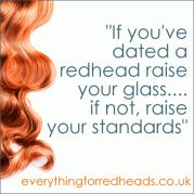 Hahahhahahahahahaha this is great! Redhead Quotes in pictures - Everything for Redheads | Everything for Redheads