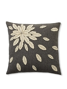 Design Accents Appliqué Pillow (Grey). Think this would be a good companion for the other appliqued pillow I posted recently.