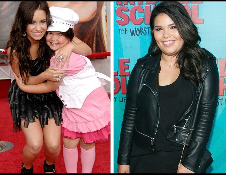 Child Stars -- played daughter to Eva Longoria on Desperate Housewives and is Demi Lovato's sister