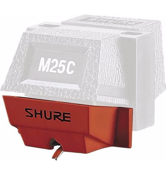 Shure N25C Stylus / Needle for M25C Fundamental Phono Turntable Cartridge