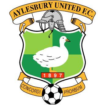 1897, Aylesbury United F.C. (England) #AylesburyUnitedFC #England #UnitedKingdom (L16591)