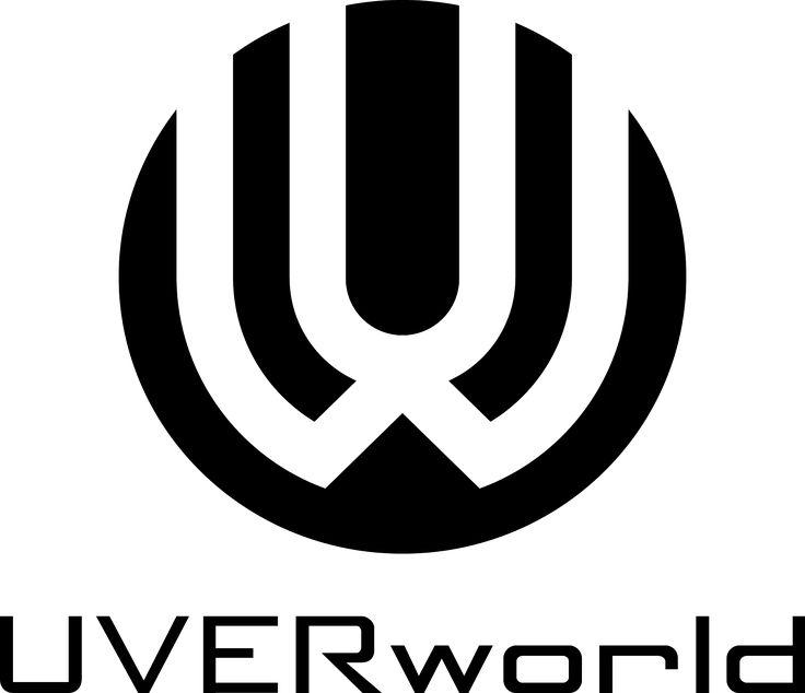 logodol ロゴドル: UVERworldの3000px以上の大きなロゴ2種類