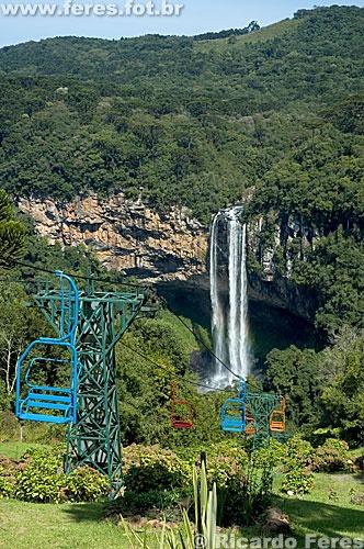 Caracol Park, Rio Grande do Sul State, Brazil.