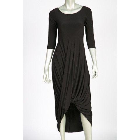 Joseph Ribkoff Black Dress 32025N - Ravishing & Rugged