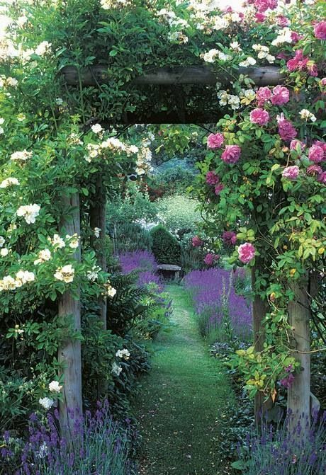 Love this  English gardens rule