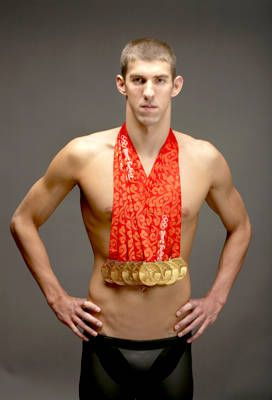 Phelps had a spectacular performance in 2008 at the Olympic Games in Beijing when he picked up a record eight gold medals, breaking the 1972 record of American swimmer Mark Spitz. Phelps also has won more individual Olympic gold medals than any other athlete — a number he is expected to add to at the 2012 games in London. God bless,  & best wishes in all events to 2012 olympic athletes.