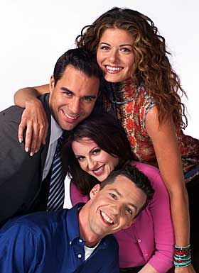 Will and Grace fav. show. ever.