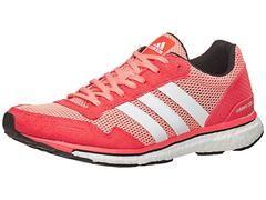 Adidas Women's Adios Boost 3 - Sunglow/White (AF6567)