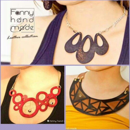 Leather Collection by Fannyhandmade - Stile Italiano