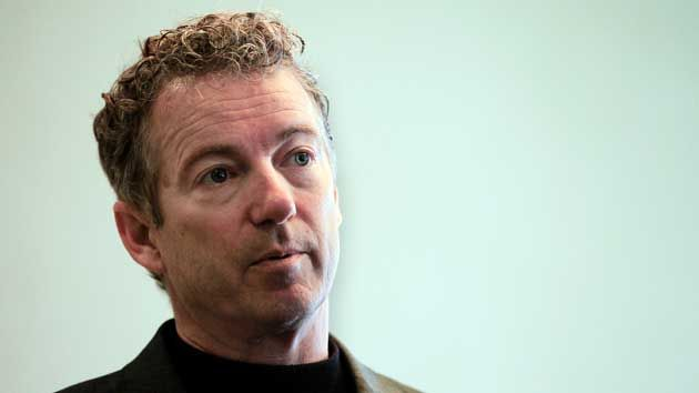 """Rand Paul Is No Moderate on Global Warming --- The latest GOP presidential candidate is """"not sure anybody exactly knows why"""" the climate is changing.