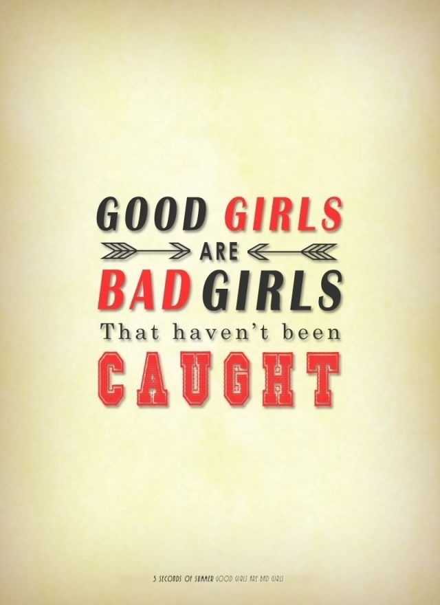 Question Of The Day: What is your favourite song right now?? Mine is Good Girls Are Bad Girls by 5 Seconds of Summer
