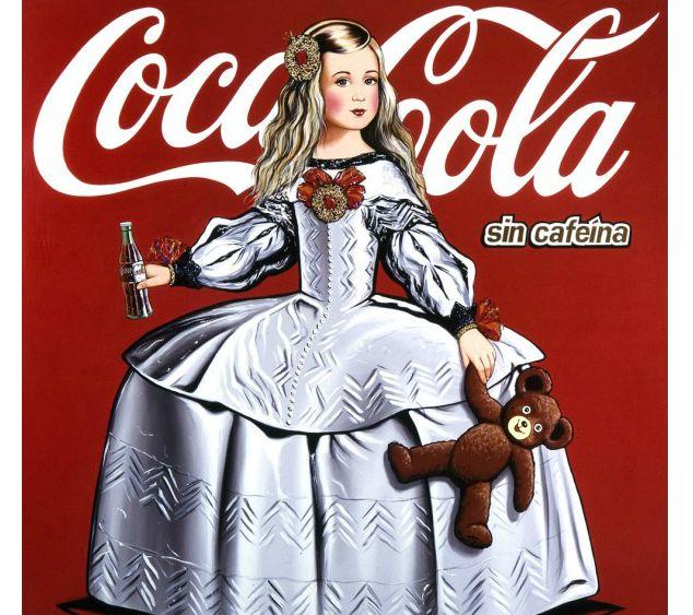 Margarita con coca cola, de Antonio de Felipe